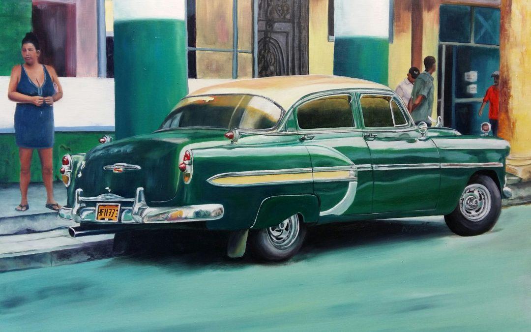 Exposición Colores de Cuba