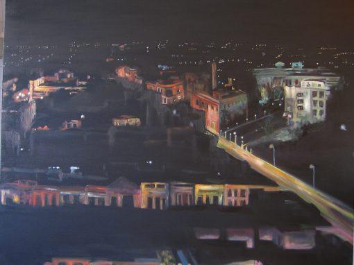 CUBA SUEÑA 100×81 cm